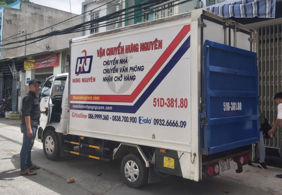 Dịch vụ cho thuê xe tải chở hàng