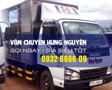 cho thuê xe tải chở hàng  tại quận tân  bình