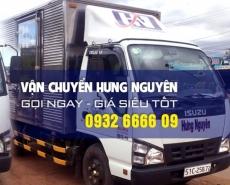 cho thuê xe tải chở hàng  tại quận tân phú