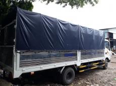 Cho thuê xe tải chở hàng thùng dài 6m