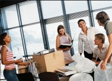 Mẹo di chuyển văn phòng làm việc cho công ty nhỏ
