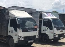 xe tải chở hàng thuê tại quận 2