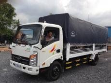 xe tải thùng dài 6m chở hàng